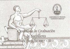Tarjeta de Graduacion