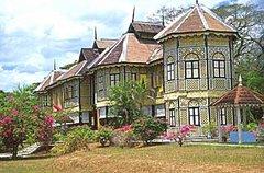 Istana Sultam Mudzaffar Syah III, hari ini