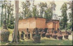 Candi Gumpun,di Jambi Indonesia.