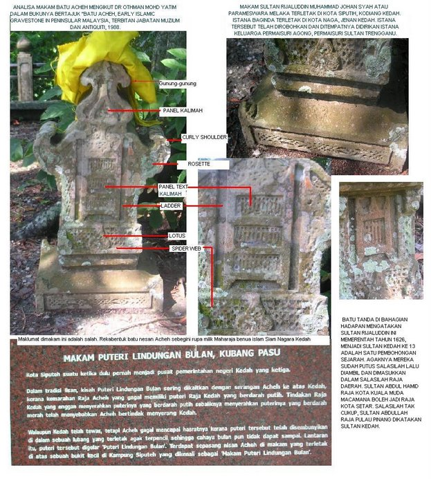 >>MAKAM SULTAN RIJALUDDIN DIKOTA SEPUTEH.