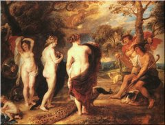 Rubens e as mulheres