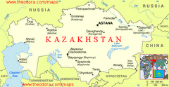 Where is Kazakhstan?