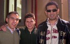 Paolo, Luciano e Sergio