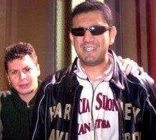 Paolo con Luciano
