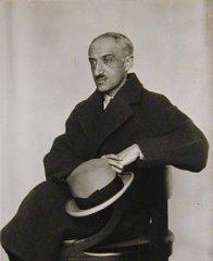 Retrato de André Maurois