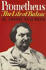 """Prometeo, La vida de Balzac""  / Por Andr Maurois"