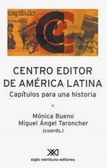 Portada de un libro editado recientemente sobre la historia del Centro Editor de América Latina