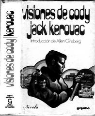 Portada de otro libro de Jack Kerouac, muy difícil de conseguir hoy en día en español