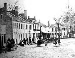 Una imagen del pueblo de Concord, en Masachussetts, Estados Unidos