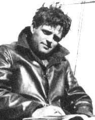 El escritor aventurero, viajero y explorador Jack London