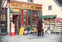"Librera ""Shakespeare and Company"" en Francia"