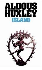 """Portada de una edición norteamericana o inglesa de """"La isla"""" - Island (1962)"""