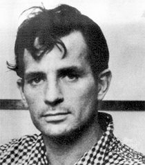 El escritor estadounidense -de origen franco-canadiense- Jean Louis Kerouac / Jack Kerouac