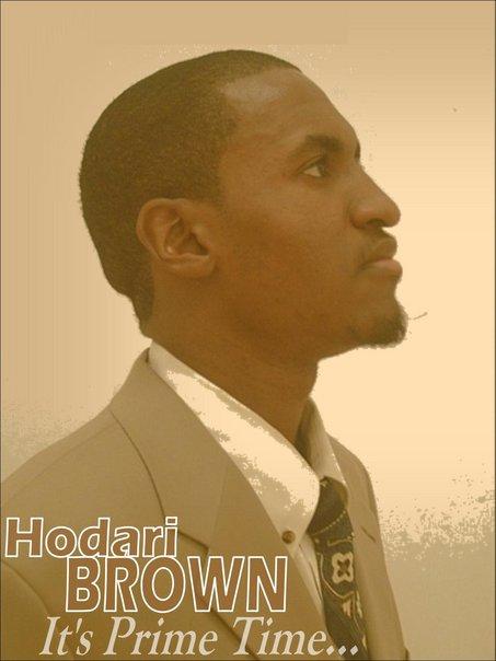 Hodari P.T. Brown 4 U.S. President