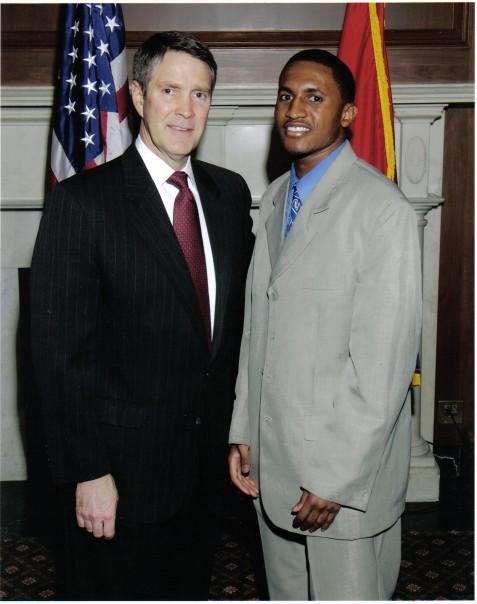 Former Tennessee U.S. Senator Bill Frist