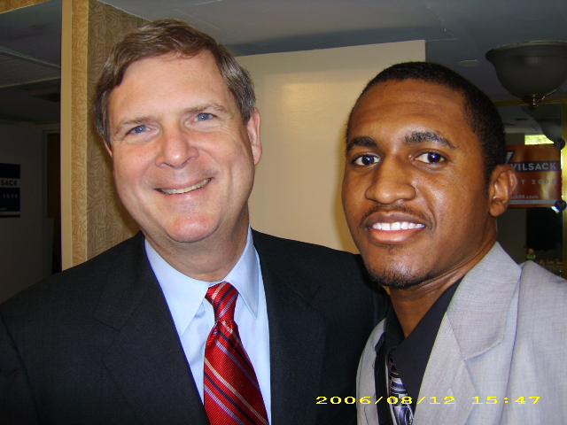 Former Governor Tom Vilsack