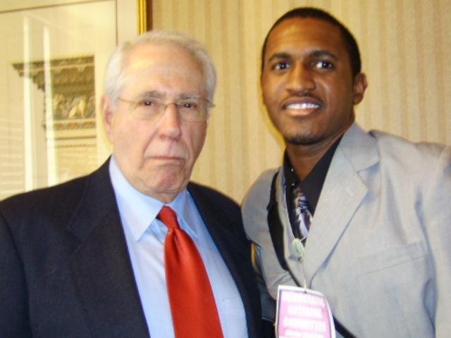 Alaska U.S. Senator Mike Gravel