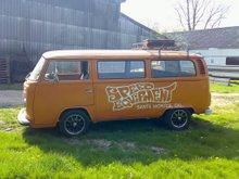 Mein Ex T2b Bus