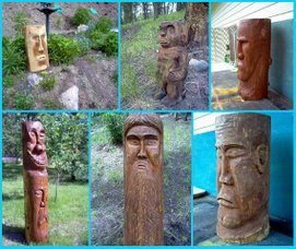 STEVE'S CARVINGS