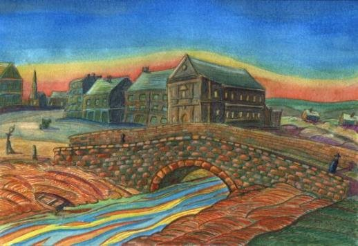 WATERLOO BRIDGE, BLYTH
