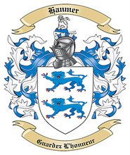 Hanmer Coat of Arms