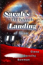 Sarah's Landing-II - The Telepaths of Theon