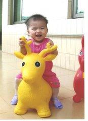Vivian Laughing