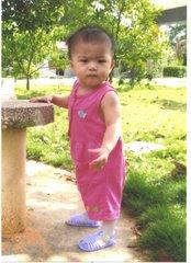 Vivian's first pic