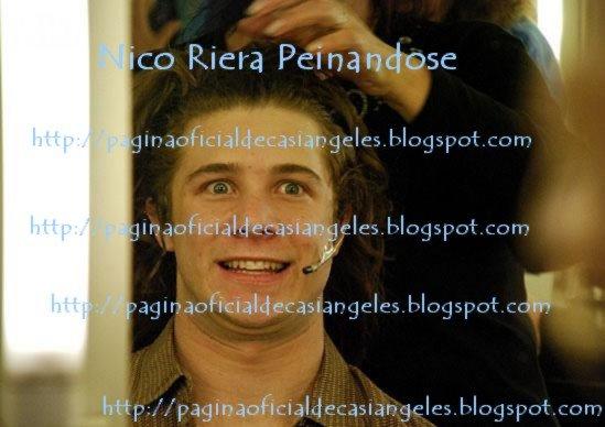 Nico Riera Antes Del Show