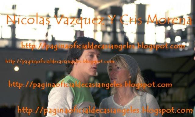 Nicolas Vazquez Y Cris Morena