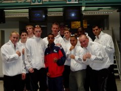 Birmingham Boxing Team
