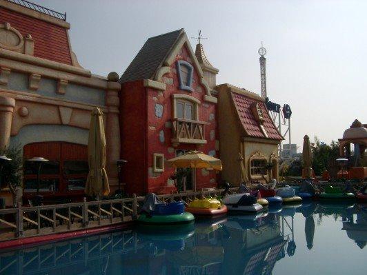 kidom theme park athens
