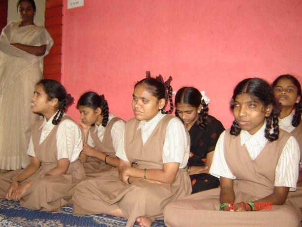 Deepa Academy students
