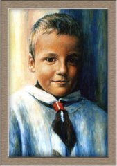 Alex aged 6