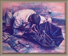 Mending umbrella