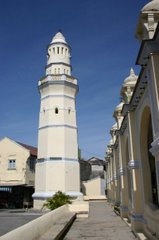 >>Masjid Achen Street di Pulau Pinang, dibina tahun 1808