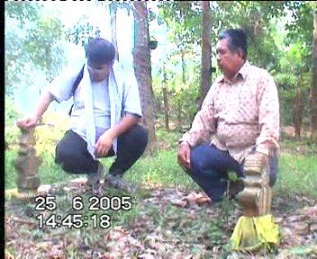 >>Makam Tengku Long Putera, Laksemana Datu, mangsa pembunuhan musuh bisik tahun 1821 oleh Thai