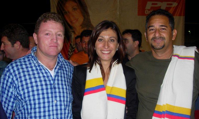 Con Martínez, Santa Rosa tiene ciudad hermana en España