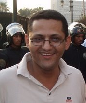 خالد البلشي , صحفي , القاهرة