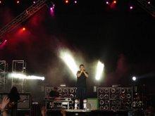 Deftones Festimad 2006