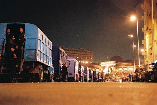 ميدان التحرير فى لحظة هلاهؤا اصيلة
