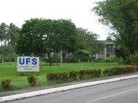 Campus da UFS em São Cristóvão