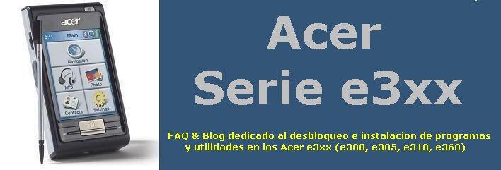 Acer e310