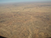 Flying into Darfur