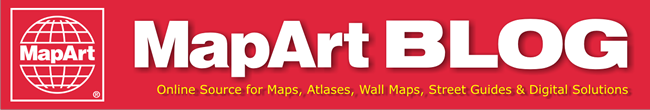 Mapart Publishing - Online Source for Maps, Atlase
