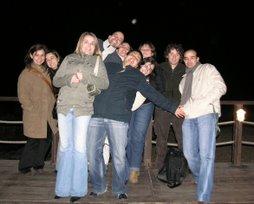 Amigos do Iglo em fotoficha