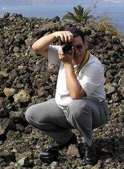 Yo con la Nikon F-801