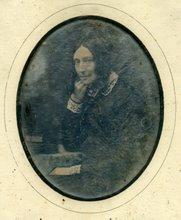 Adélaïde de SOUBEYRAN de SAINT-PRIX, née DOMET de MONT, épouse d'Ernest