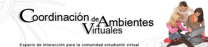 Coordinación de Ambientes Virtuales