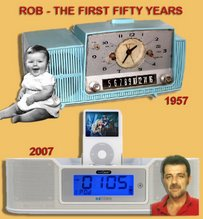 Rob -The First Fifty Years